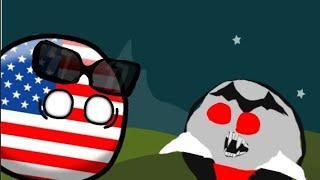 Мировые угрозы: Вампиры | Countryballs | Рисуем Мультфильмы 2