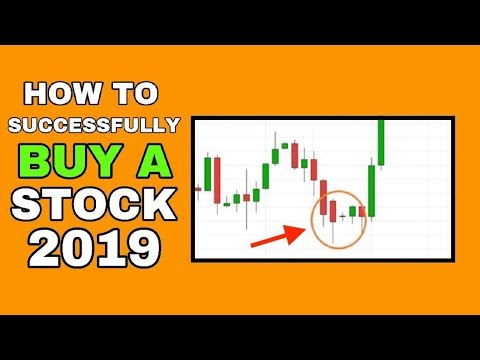How To Buy A Stock For Beginners 2019