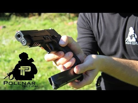 Train at Home | Tactical Pistol Reload