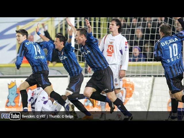 2007-2008 - Jupiler Pro League - 19. Club Brugge - Germinal Beerschot 3-0