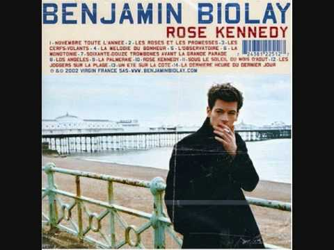 Benjamin Biolay - Les Cerfs-Volants
