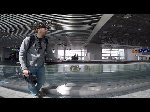 Bad at Travel: Europe Travel Vlog Day 1