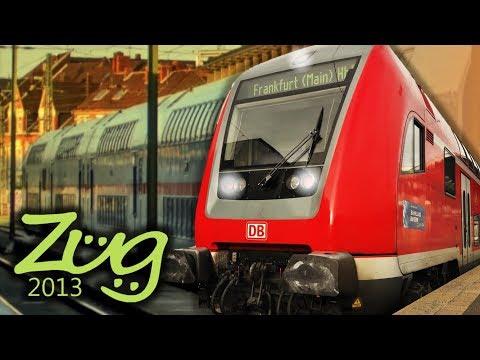 Lange Doppelstockwagen DOKU | Vom DR Dosto zum TWINDEXX |  Zug2013