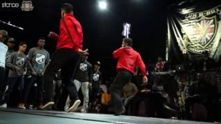 Monster Bboys vs Soul Mavericks [finals] // .stance // UK Bboy Champs 2017 // Day 2