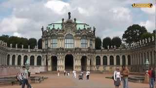 Dresden Elbflorenz Weltkulturerbe an der Elbe