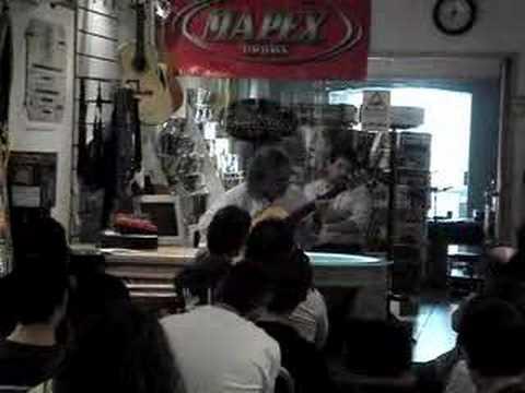 Gordon Giltrap Guitar Master class
