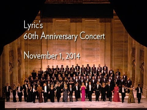 Renée Fleming invites you to Lyric's 60th Anniversary Concert