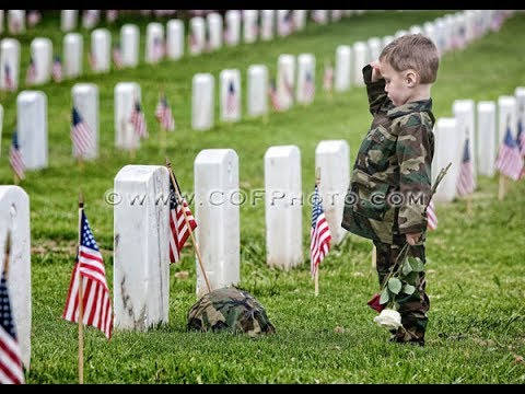 Proud To Be An American (Memorial Day Tribute)