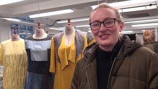 Student designers create sustainable clothes for The Maverick Store