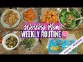 SUNDAY SETUP | Cook with me | WORKING MOM WEEKLY ROUTINE