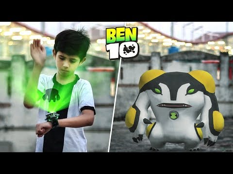 Ben 10 Transformation in Real Life Episode 9 | A Short film VFX Test