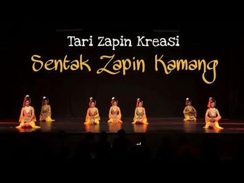 Tari Zapin Kreasi (Sentak Zapin Kamang) Institut Seni Indonesia Padangpanjang