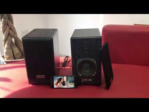 Bộ loa giải trí Blaster H90 – Loa nghe nhạc giá rẻ