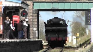LMS Class 3F Jinty 0-6-0 No.47406, A Day in the Life.wmv