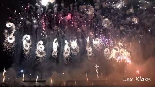 Mascletà Vertical Fallas de Valencia 2018 Pirotecnia Ricardo caballer S A