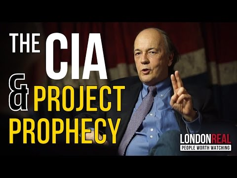 THE CIA & PROJECT PROPHECY - James Rickards on Geopolitical Projections