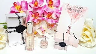 FIRST LOOK: Flowerbomb Precious Oil +Perfume by Viktor & Rolf | BRAND NEW EXCLUSIVE PRODUCT