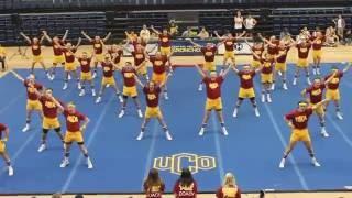 Pi Kappa Alpha Cheer and Dance 2016