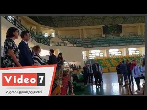 سفير كوريا يفتتح بطولة كأس التايكوندو الـ 12 بنادى الاتحاد السكندرى