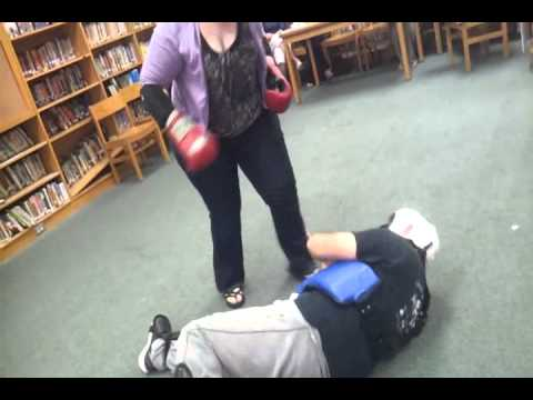 Women's self-defense Woodland Hills School Pittsburgh