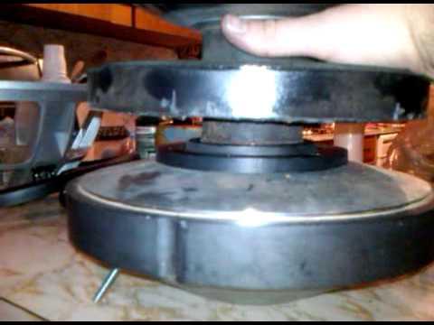 clearance of the Fi BTL UFO motor