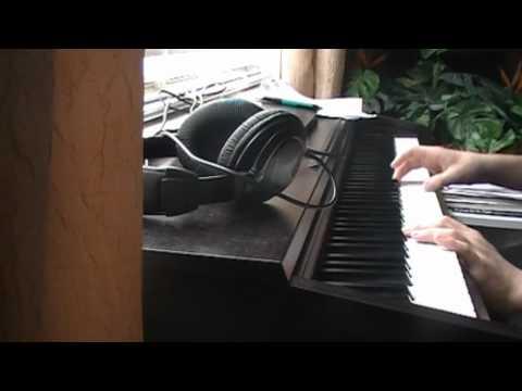 Chasing Ghosts (original piano piece)