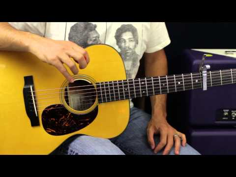 Meanwhile Back At Mama's - Tim McGraw - Faith Hill - Acoustic Guitar Lesson - EASY - Country Song