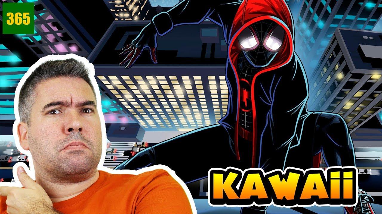 Comment dessiner spiderman new generation kawaii youtube - Dessiner spiderman ...