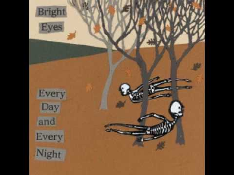 Bright Eyes - A Line Allows Progess, A Circle Does Not - 01 (lyrics In The Description)