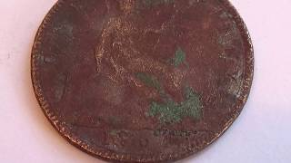 Baixar Very Old Vintage 1861 Big Penny