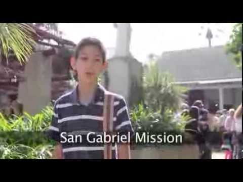 Fourth Grade California Mission Report