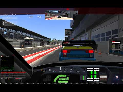 90's DTM Revival Series - Red Bull Ring - Sim Racing System - LIVE Week 3/Race 2