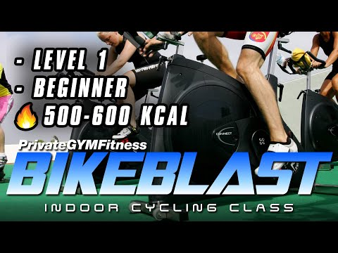 🚴♂️bikeblast-1---(w5,-d3)-road,-race-&-climb-|-beginner-indoor-cycling-class-🔥500-600-kcal