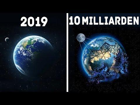 10 Milliarden Jahre in 10 Minuten Video!