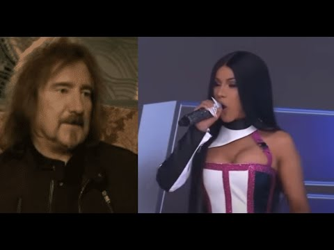 BLACK SABBATH's Geezer Butler Cardi B's pisses me off with that 'WAP' song..