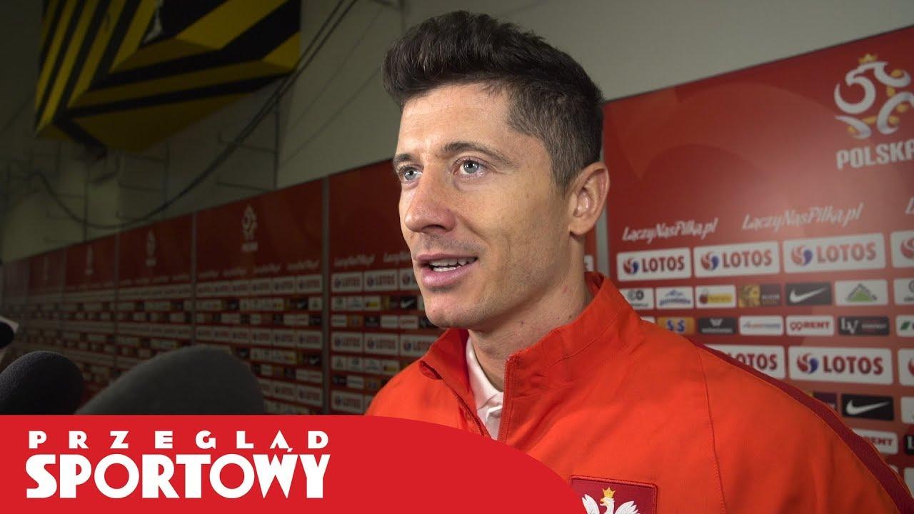 Polska – Czarnogóra 4:2. Lewandowski po awansie na mundial