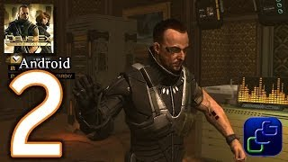 Deus Ex The Fall SQUARE ENIX Ltd Release Date  January 22 2014 Arcade  Action Android Walkthrough Part 2 13th Floor Maintenance Floor Playlist