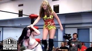 [FULL MATCH] Alexxis Nevaeh vs Annie Social - Bombshell Ladies of Wrestling