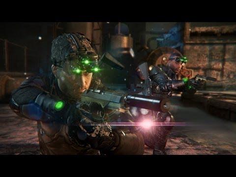 Splinter Cell Blacklist - Co-Op Trailer & Screenshots - 0 - Splinter Cell Blacklist – Co-Op Trailer & Screenshots