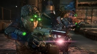 CO-OP Trailer | Splinter Cell Blacklist [NORTH AMERICA]