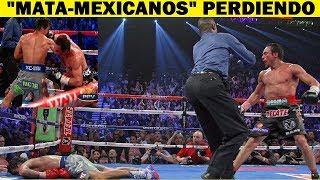 """Top 5 Boxeadores """"Mata-Mexicanos"""" Derrotados Por Mexicanos - Por Fin"""