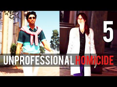 [5] Unprofessional Homicide  (Let
