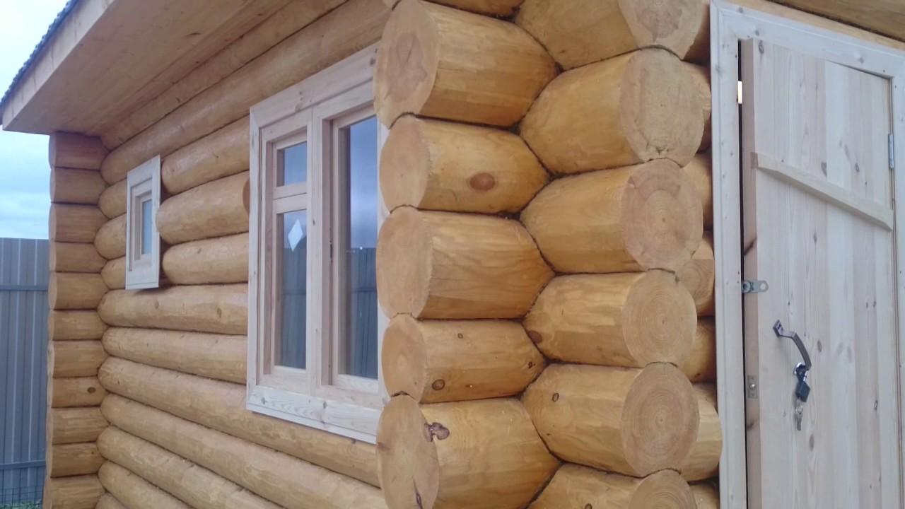 Вот так строят бани в Екатеринбурге # Почти КЛАССИЧЕСКИЙ ...