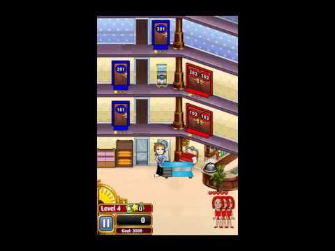 OES#4 - Hotel Dash (Android/iOS)