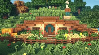 Minecraft | How to Build a Hobbit Hole