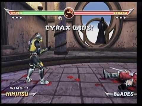 Mortal Kombat Armageddon with custom music