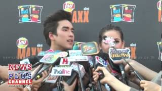 Nadech&Yaya interview @ Lay