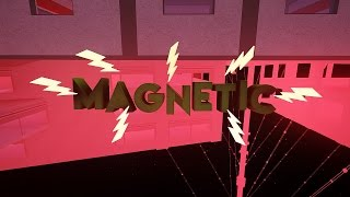 Magnetic ft. PoKe [Roblox Clips & Cines in Desc]