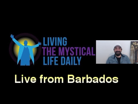 Andrew Bartzis - Living The Mystical Life Webcast - December 14, 2017