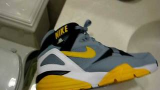 Nike Air Trainer Max 91 2010 Retro Grey Stone Yellow 6df0f74a9